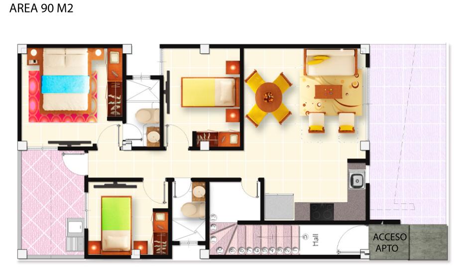 Apartamento – Código 665-1670